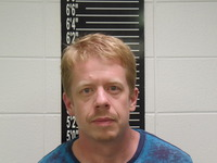 Robert L. Kail, III (SCSO booking photo)