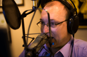 Promo pic for At Your Service with Scott McCaulley on 106.3 FM KRZK