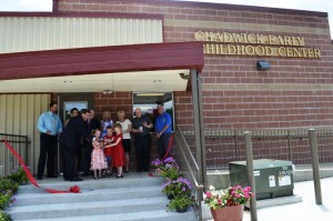 Ribbon cutting photo by Amelia Wigton of the Christian County Headliner News.