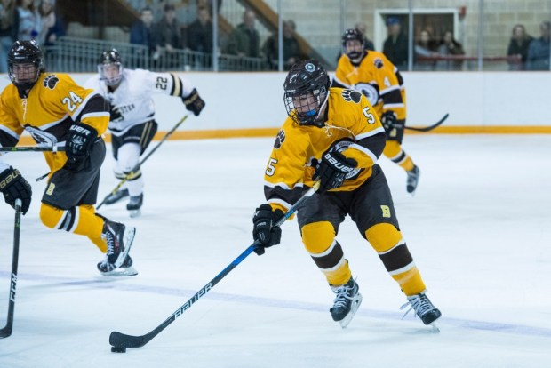 Wick Hockey Battles Belmont Hill To 1 1 Draw