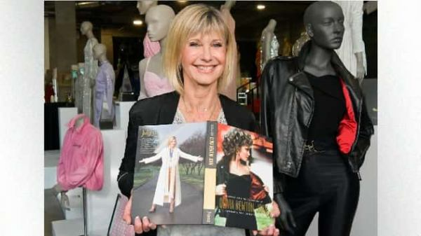 Anonymous billionaire who bought Olivia Newton-John