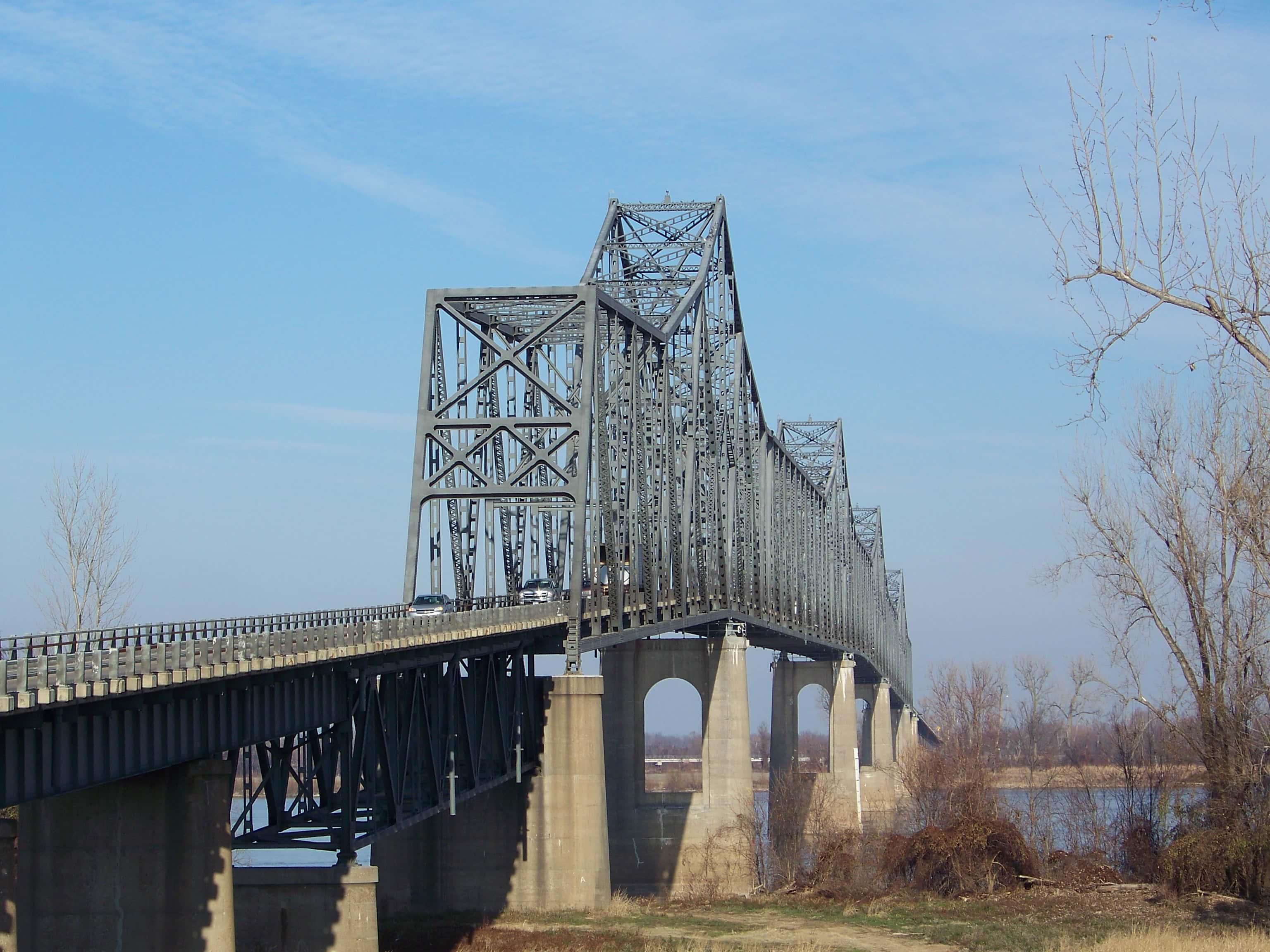 Ohio River Cario Bridge Closed Due To Flooding