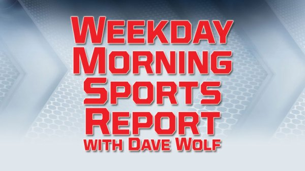 Weekday Morning Sports Report - Wednesday 10/2/19