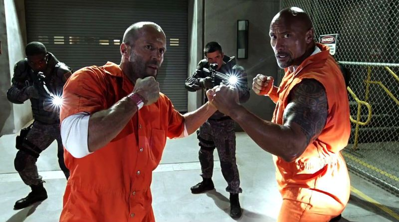 'Fast 8' Spinoff con Jason Statham y Dwayne Johnson Confirmado !!!