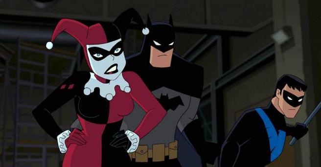'Batman y Harley Quinn' Estrena Trailer