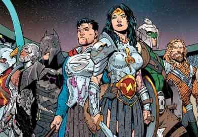 Scott Snyder Revela Detalles de 'Dark Nights: Metal' y 'Dark Multiverse'