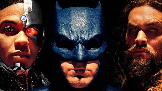 SDCC 2017: Justice League Trailer