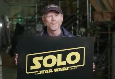 Ron Howard Revela Título y Logo de Han Solo