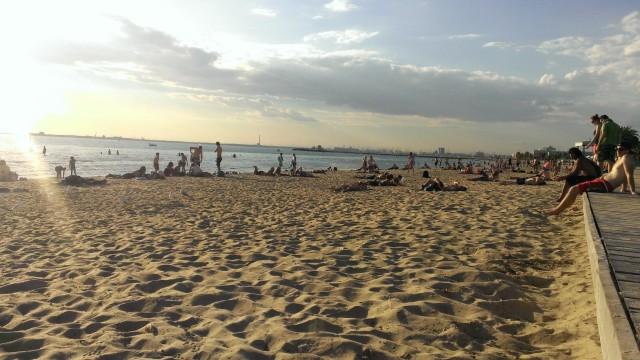 St.Kilda Beach