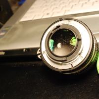 AIS Nikkor 50mm f1.4 Disassembly