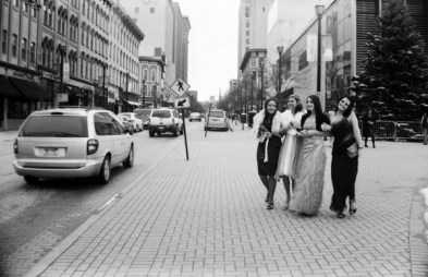 Prom Girls, Grand Rapids, Michigan