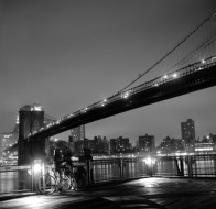 Under The Bridge, Brooklyn, New York