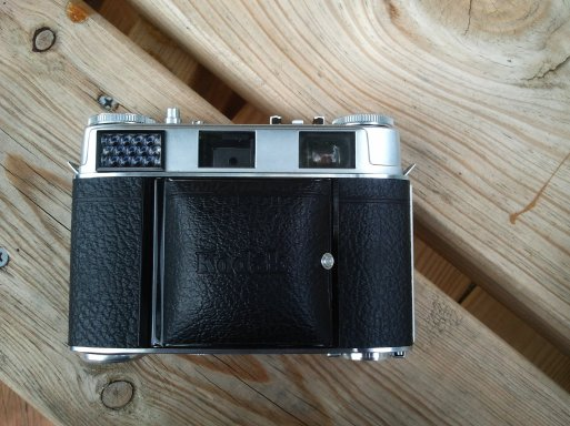 Kodak Retina IIIC Closed