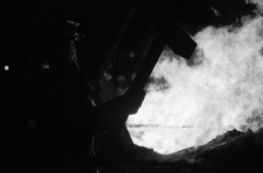 Walt's fueling the fire.