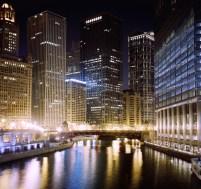 Afterdark Chicago River