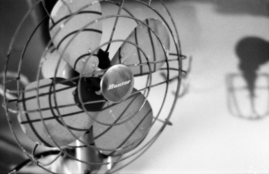 I'd love one of these fans.
