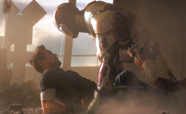 Iron Man 3 screenshot 620x380 Reseña: Iron Man 3 (2013)