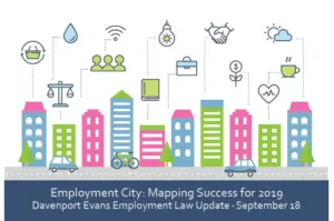 2019 Employment Law Update Save the Date