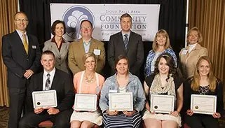 Davenport Evans Awards Scholarships to Eight Area Seniors