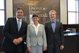 Davenport Evans Welcomes Summer Associates
