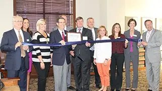 Davenport Evans Celebrates with Ribbon Cutting, Commemorative Week