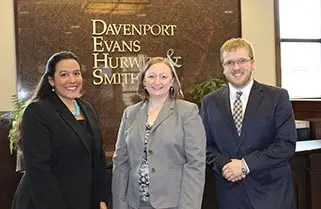 Davenport Evans Welcomes 2015 Summer Associates