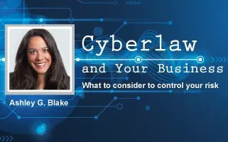 Blake to Speak on Cyber Law at Trendigital Summit