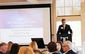 Davenport Evans Banking Seminar Douglas J. Hajek