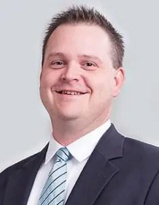 Davenport Evans lawyer and 1995 scholarship recipient Mitch Peterson