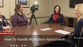 How to Handle Workplace Harassment, Bender on KELOLAND