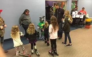 Arcade Bash for Autism April 8