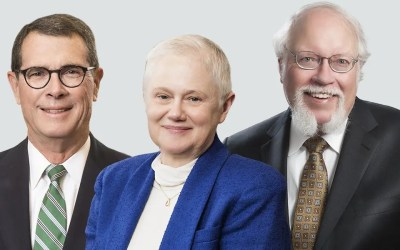 Donohue, Larson, Prendergast Top-Ranked in 2020 Chambers High Net Worth Guide