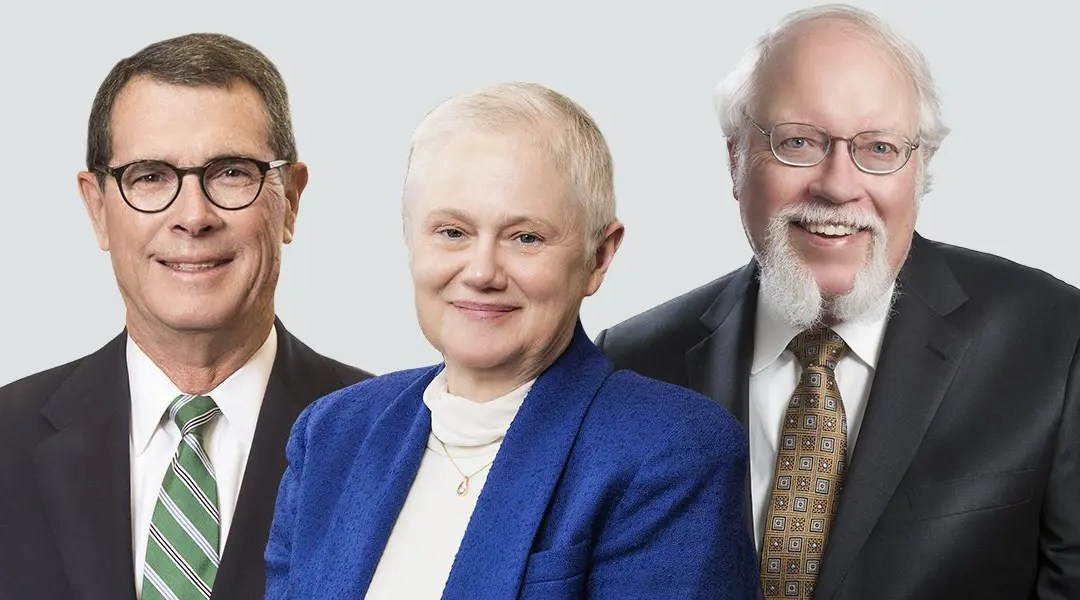 Donohue, Larson, Prendergast Top-Ranked in 2019 Chambers High Net Worth Guide