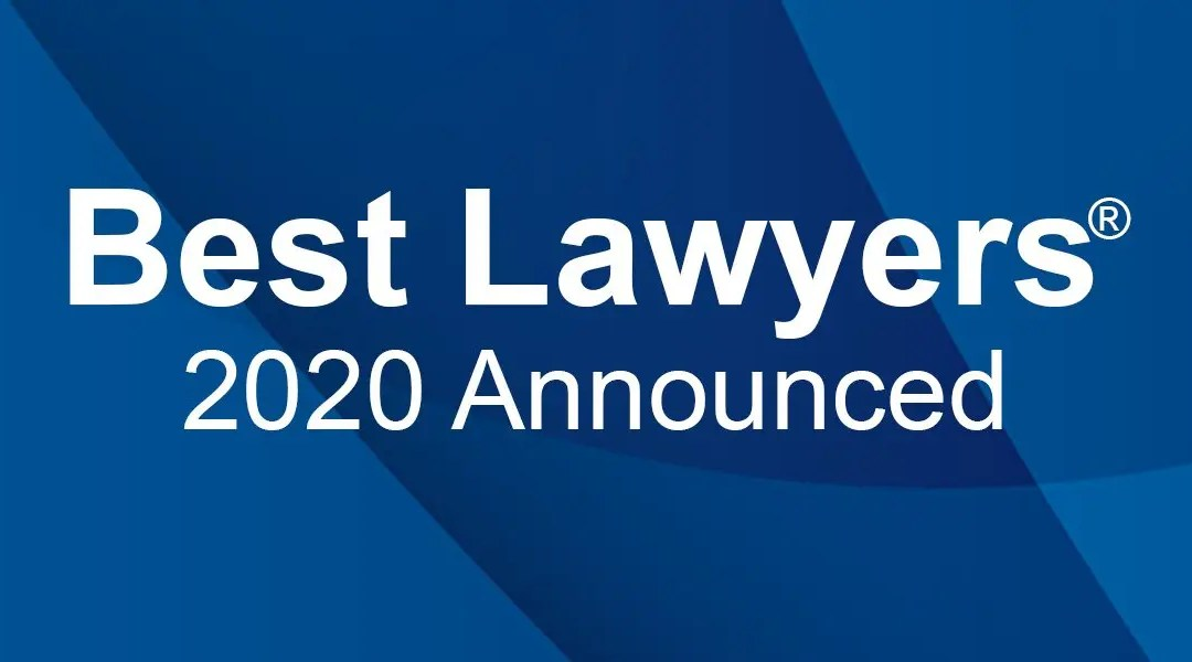 Best Lawyers® 2020 Recognizes 16 Davenport Evans Lawyers