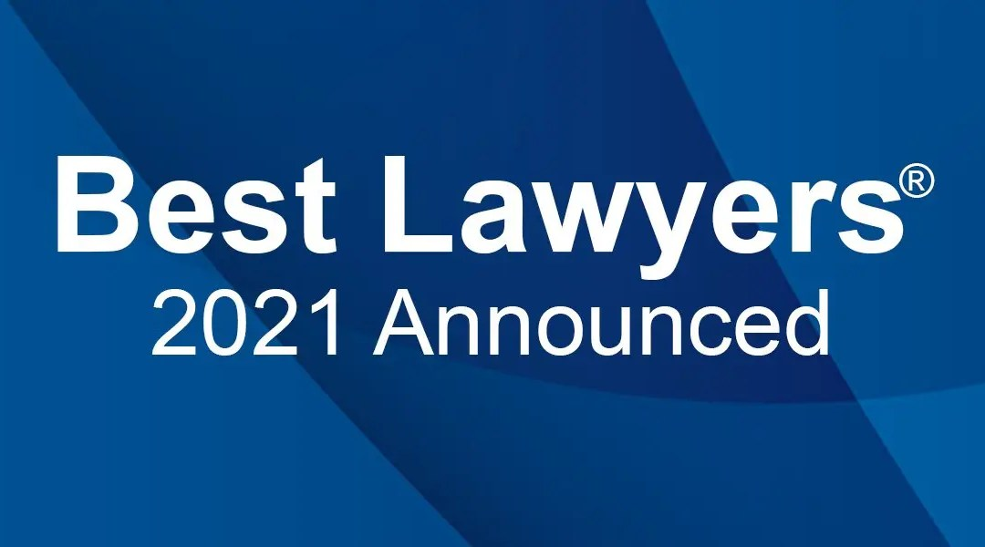 Best Lawyers® 2021 Recognizes 17 Davenport Evans Lawyers