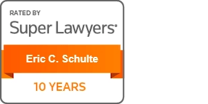 Eric Schulte Super Lawyer 2021