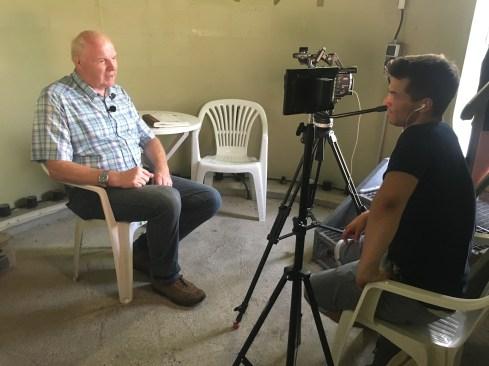 Christian Carstensen im Interview