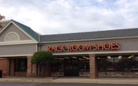 shoe stores at crossroads plaza in cary