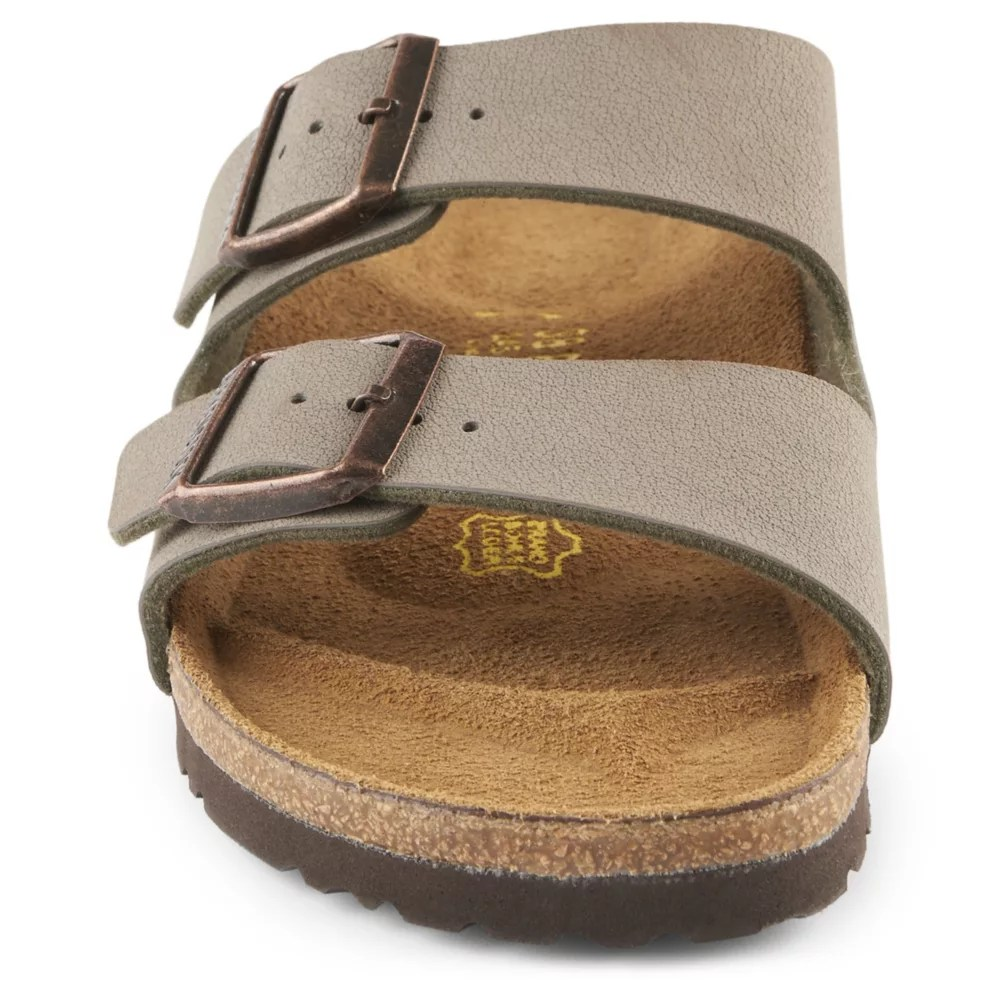 birkenstock womens arizona footbed sandal brown