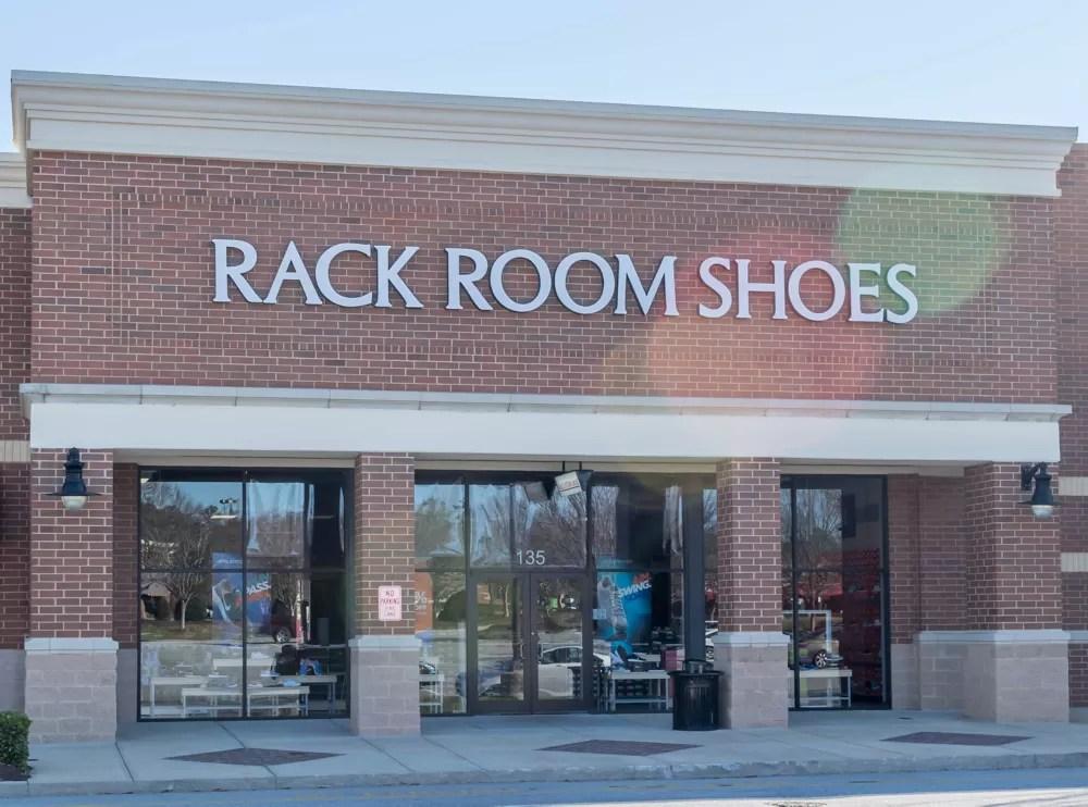 shoe stores in garner nc rack room shoes