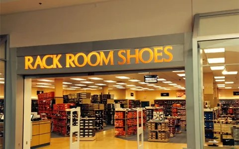 shoe stores at greenbrier mall in