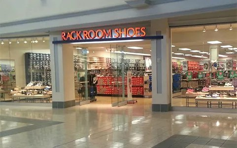 shoe stores at columbiana centre in