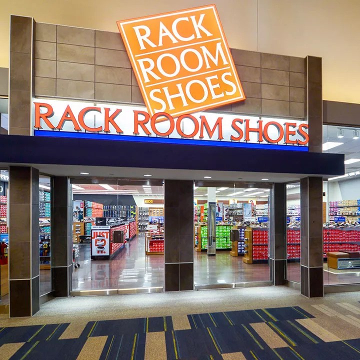 shoe stores at concord mills rack