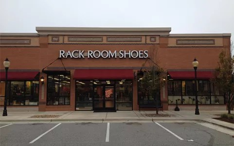 shoe stores in raleigh nc rack room