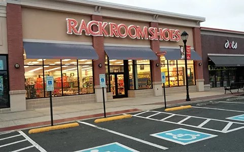 shoe stores at white oak village in