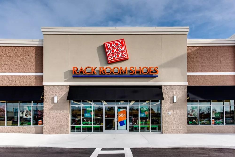 shoe stores in albertville al rack
