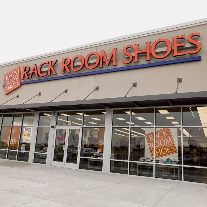 shoe stores in sylacauga al rack