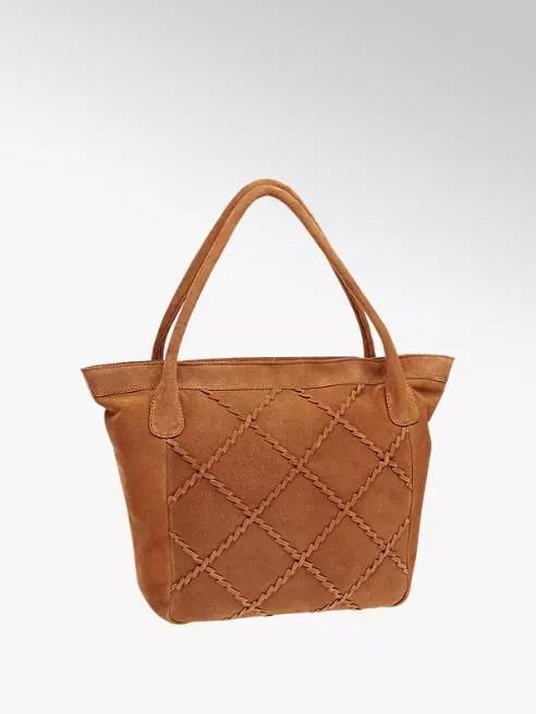 Semišová kabelka (4102550) od Deichmann