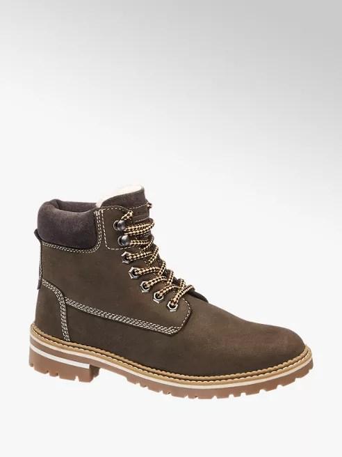 fc7e27b0d Šněrovací obuv (1131771) od Deichmann