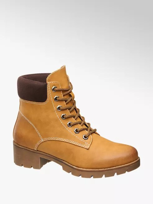Šněrovací obuv (1111176) od Deichmann